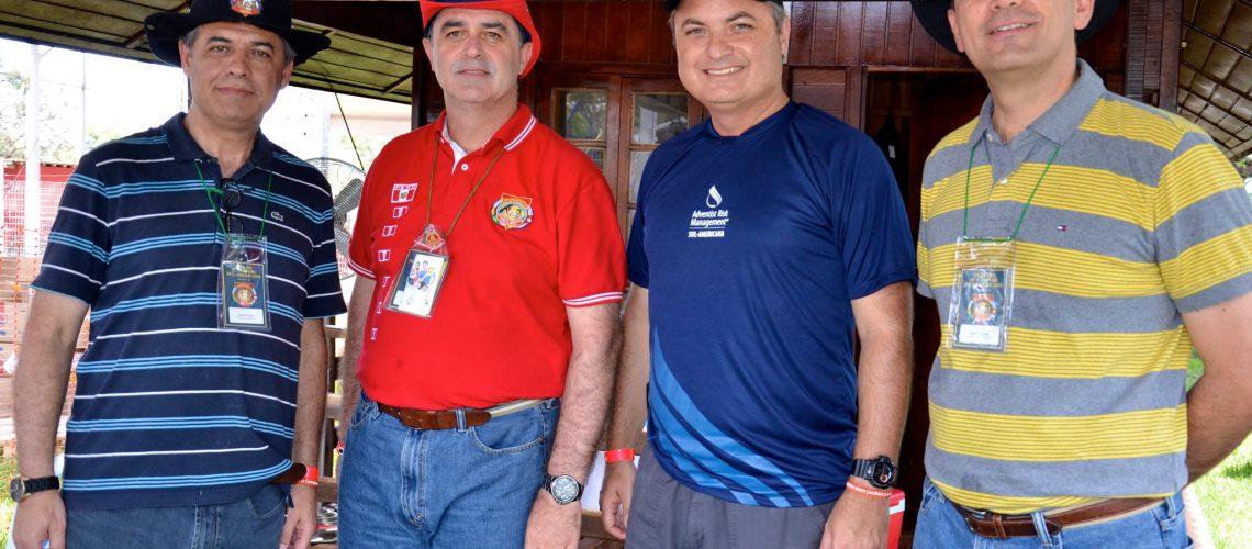 Campanha de prevenção marca o IV Campori Sul-Americano