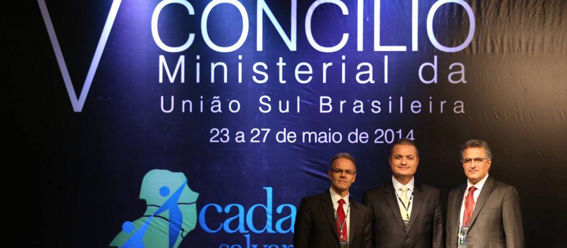 Concílio Ministerial aborda segurança e proteção da igreja